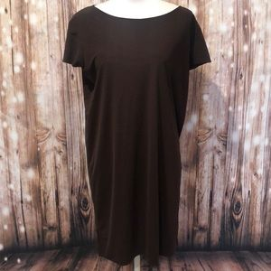 J. Crew Brown casual Dress size Medium